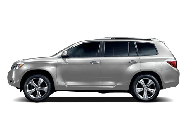 2010 TOYOTA HIGHLANDER FWD V6 LIMITED 5-Speed AT 35L DOHC 24-valve VVT-i V6 Front wheel drive