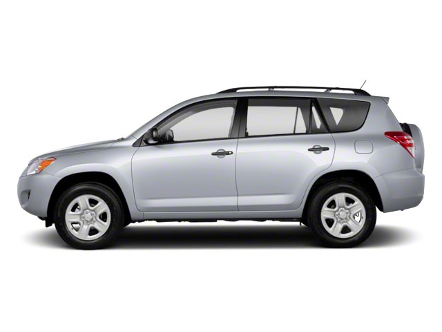 2010 TOYOTA RAV4 FWD 4-CYL 4-SPEED AT 4-Speed AT 25L 4 Cylinder Engine Front Wheel Drive Crui