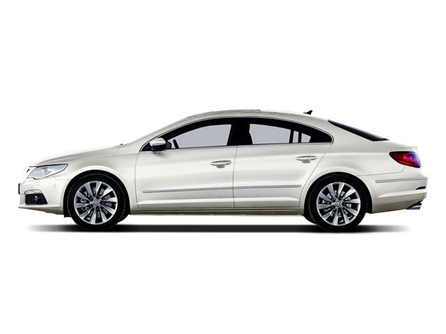 2010 VOLKSWAGEN CC 6-Speed AT 20L 4 Cylinder Eng 6-Speed AT 20L 4 Cylinder Engine Front Whee