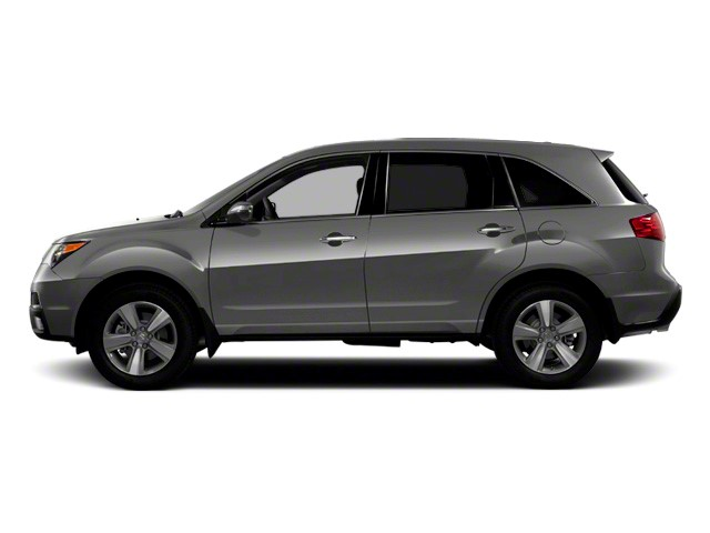 2011 ACURA MDX AWD WITH ADVANCE PACKAGE 6-Speed Automatic WOD Sequential Sportshift Grade Logic