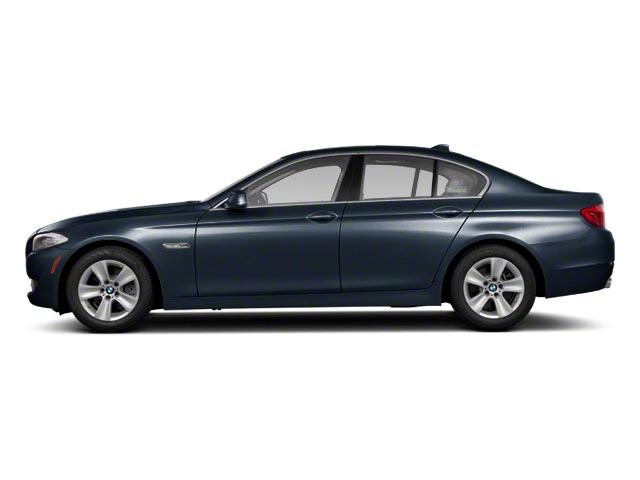 2011 BMW 528I SEDAN 8-Speed Steptronic Automatic 30L DOHC 24-valve I6 -inc composite magnesium