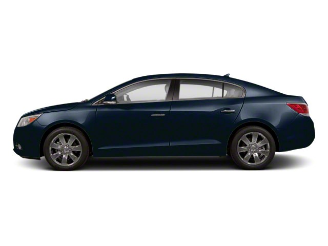 2011 BUICK LACROSSE CXS 6-Speed AT 36L V6 Cylinder Engine Front Wheel Drive Auto-Dimming Rear