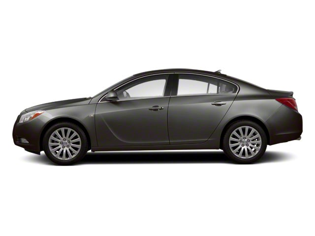 2011 BUICK REGAL CXL RL1 6-Speed Automatic Hydra-Matic Electronically Controlled With OD Include