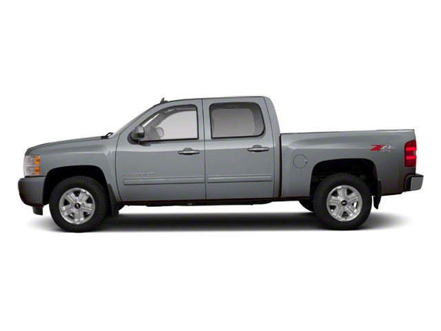 2011 CHEVROLET SILVERADO 1500 CREW CAB SHORT BOX 4-Speed Automatic Electronically Controlled With
