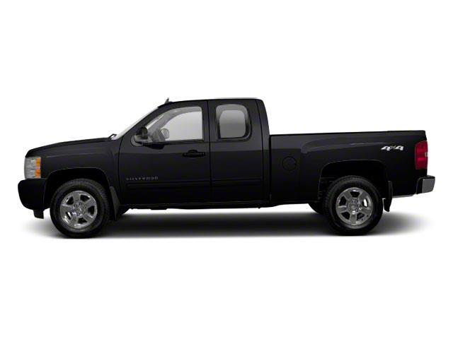 2011 CHEVROLET SILVERADO 1500 2WD EXT CAB LT 53L 8 Cylinder Engine Rear Wheel Drive Cruise Cont