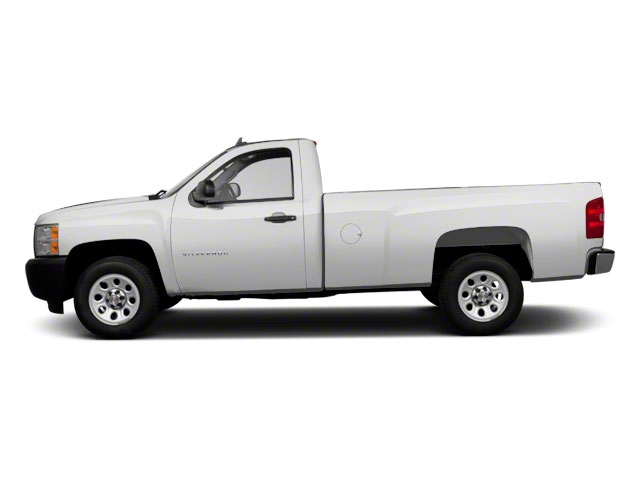2011 Chevrolet Silverado 1500 Regular Cab Standard Box 4-Wheel Drive Work Truck