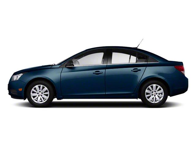 2011 CHEVROLET CRUZE 6-Speed Automatic Electronicall 6-Speed Automatic Electronically Controlled