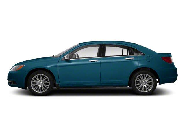 2011 CHRYSLER 200 SEDAN LX AT 24L 4 Cylinder Engine Front Wheel Drive Bucket Seats Cloth Sea