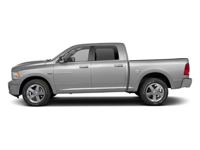 2011 RAM 1500 2WD CREW CAB 1405 5-Speed AT 47L 8 Cylinder Engine Rear Wheel Drive Automatic