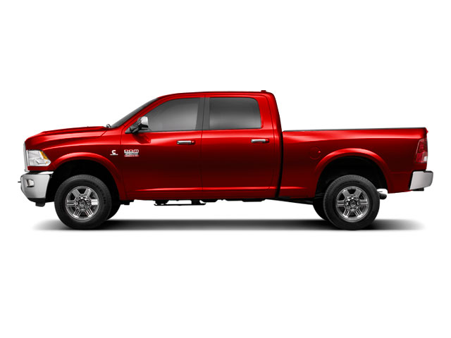 2011 RAM 2500 4WD CREW CAB Automatic 57L 8 Cylinder Engine Four Wheel Drive Heated Mirrors To
