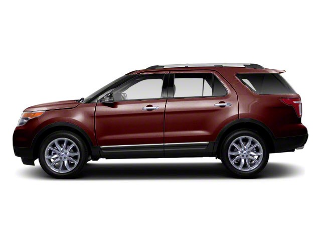2011 FORD EXPLORER FWD XLT 6-Speed AT 35L V6 Cylinder Engine Front Wheel Drive 3rd Row Seat