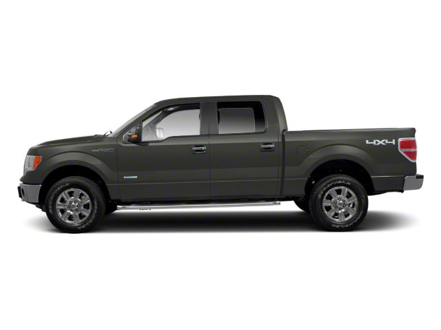2011 FORD F-150 2WD SUPERCREW 6-Speed AT 50L 8 Cylinder Engine Rear Wheel Drive Third Passeng