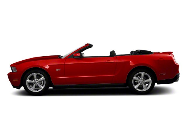 2011 FORD MUSTANG CONVERTIBLE 37L V6 Cylinder Engine Rear Wheel Drive Cruise Control Bucket Se