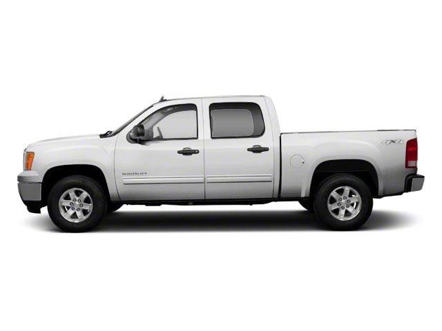 2011 GMC SIERRA 1500 CREW CAB SHORT BOX 4-Speed Automatic Electronically Controlled With OD And T