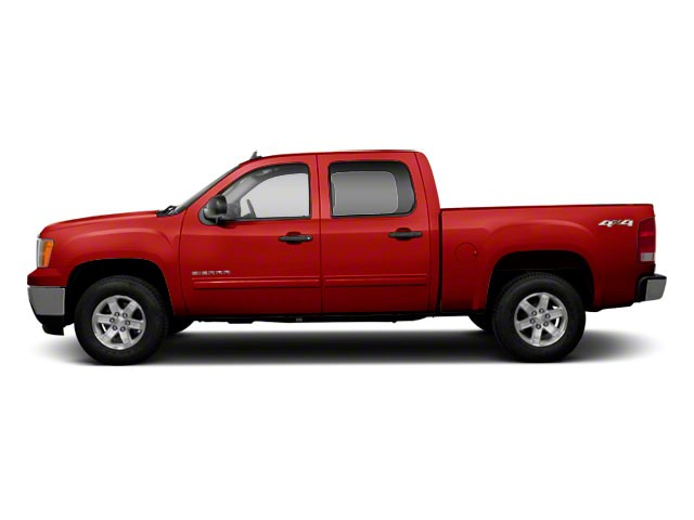 2011 GMC SIERRA 1500 CREW CAB SHORT BOX 4-Speed Automatic Electronically Controlled With OD And To