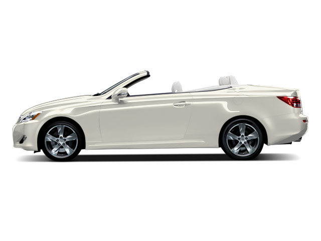 2011 LEXUS IS 350 CONVERTIBLE 6-Speed Electronically Controlled Automatic 35L DOHC 24-valve V6 -