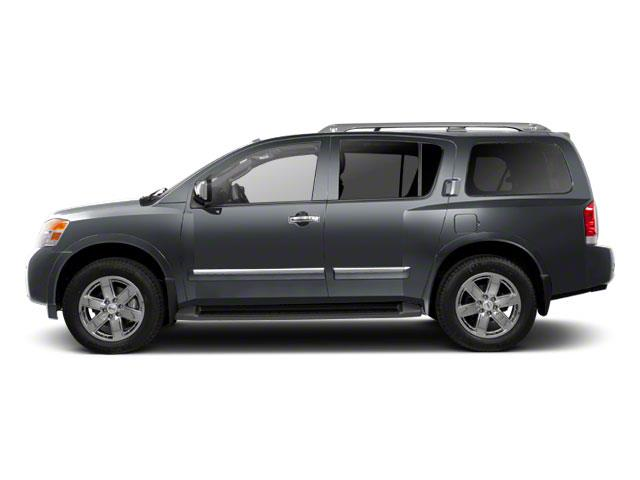 2011 NISSAN ARMADA 2WD 5-Speed AT 56L 8 Cylinder Engine Rear Wheel Drive Cruise Control Driv