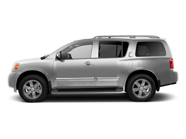 2011 NISSAN ARMADA 5-Speed AT 56L 8 Cylinder Eng 5-Speed AT 56L 8 Cylinder Engine Rear Wheel