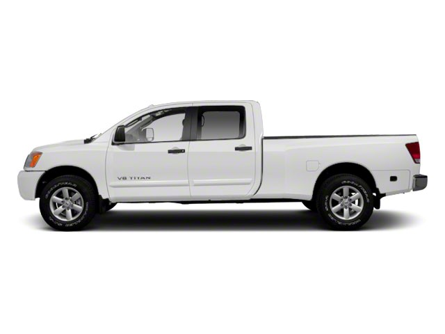 2011 NISSAN TITAN 2WD CREW CAB SWB 5-Speed AT 56L 8 Cylinder Engine Rear Wheel Drive Third Pa