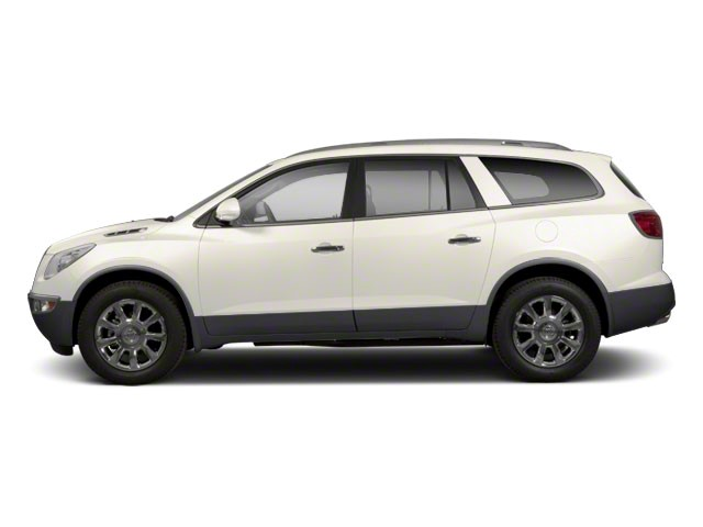 2012 BUICK ENCLAVE PREMIUM FWD 6-Speed AT 36l variable valve timing v6 with sidi spark ignition