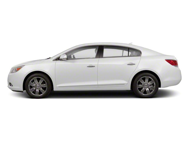2012 BUICK LACROSSE 6-Speed Automatic Electronicall 6-Speed Automatic Electronically Controlled W