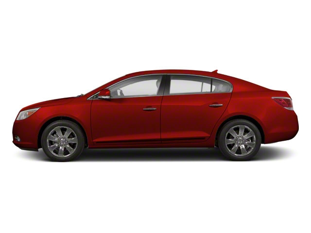 2012 BUICK LACROSSE FWD PREMIUM 1 6-Speed Automatic Electronically Controlled With OD Includes Dr