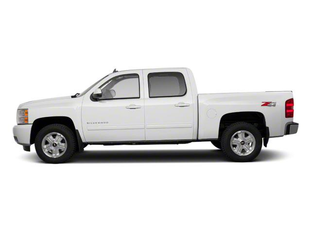 2012 CHEVROLET SILVERADO 1500 CREW CAB SHORT BOX 4-Speed AT 48L 8 Cylinder Engine Rear Wheel D