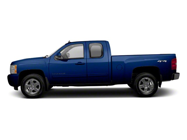 2012 CHEVROLET SILVERADO 1500 EXTENDED CAB STANDARD BOX AT 48L 8 Cylinder Engine Rear Wheel Dr