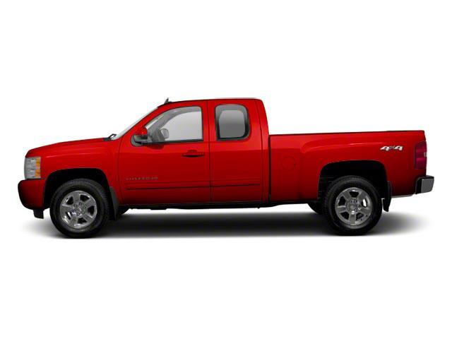 2012 CHEVROLET SILVERADO 1500 EXTENDED CAB STANDARD BOX 4-speed automatic electronically controll