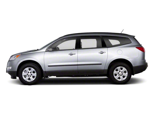 2012 CHEVROLET TRAVERSE FWD LTZ 6-Speed Automatic Electronically Controlled With OD Includes Auto