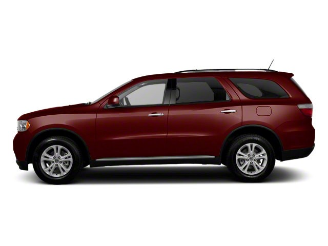 2012 DODGE DURANGO 5-Speed AT 36L V6 Cylinder En 5-Speed AT 36L V6 Cylinder Engine Rear Whee