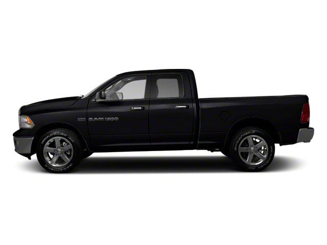 2012 RAM 1500 2WD QUAD CAB 1405 6-Speed AT 57L 8 Cylinder Engine Rear Wheel Drive Cruise Con