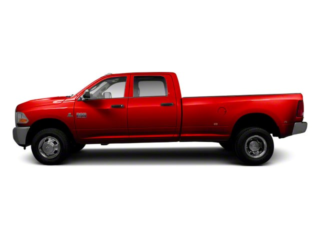 2012 RAM 3500 4WD CREW CAB 8 FT BOX ST 67l i6 cummins turbo-diesel Four wheel drive Rear foldin
