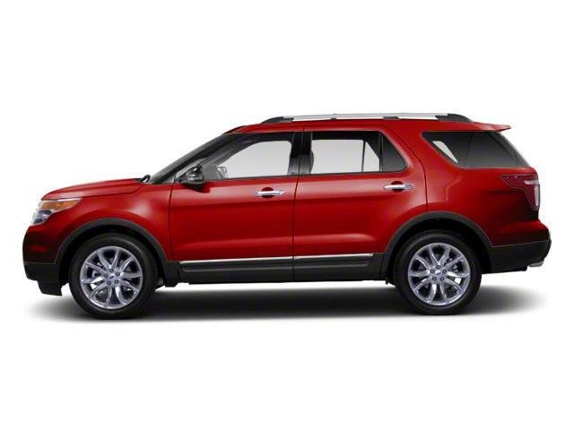 2012 FORD EXPLORER 6-Speed AT 35L V6 Cylinder En 6-Speed AT 35L V6 Cylinder Engine Front Whe