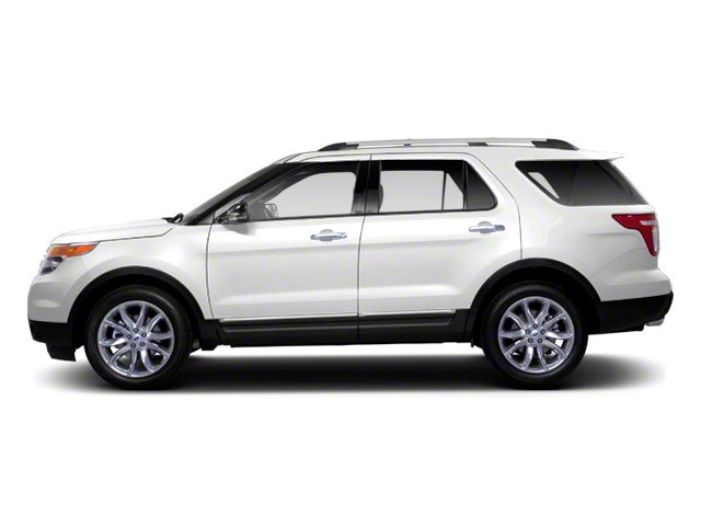 2012 FORD EXPLORER 4WD 6-Speed AT 35L V6 Cylinder Engine Four Wheel Drive 3rd Row Seat Bucke