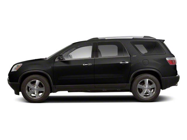 2012 GMC ACADIA FWD SLT1 6-Speed AT 36l sidi v6 Front wheel drive Reclining front buckets Se