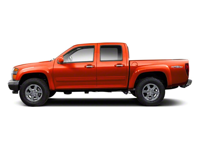 2012 GMC CANYON CREW CAB 2-WHEEL DRIVE SLE-2 4-Speed Automatic Electronically Controlled With OD
