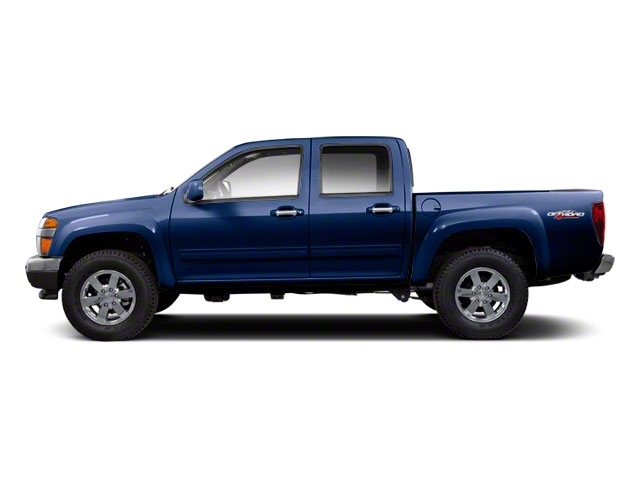 2012 GMC CANYON CREW CAB 4-WHEEL DRIVE SLE-2 4-Speed Automatic Electronically Controlled With OD