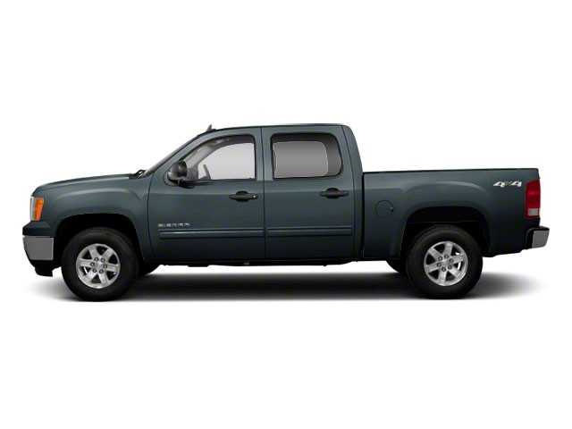 2012 GMC SIERRA 1500 CREW CAB SHORT BOX 4-Speed AT 48L 8 Cylinder Engine Rear Wheel Drive AM