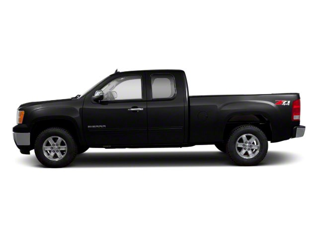 2012 GMC SIERRA 1500 53L 8 Cylinder Engine Rear Whe 53L 8 Cylinder Engine Rear Wheel Drive Cru