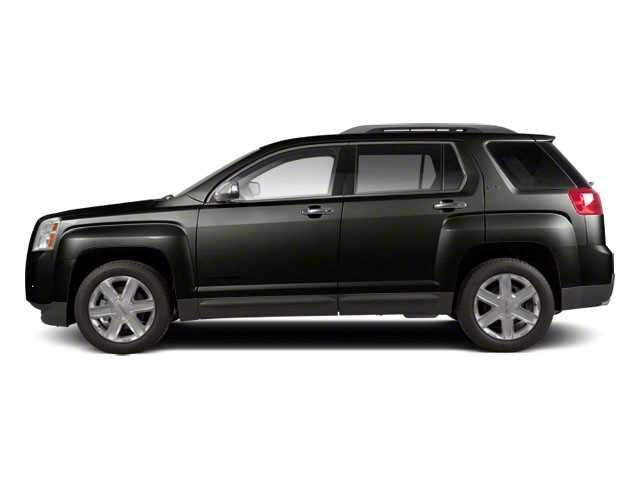 2012 GMC TERRAIN FWD SLT-2 6-Speed AT 30l dohc v6 sidi spark ignition direct injection Front