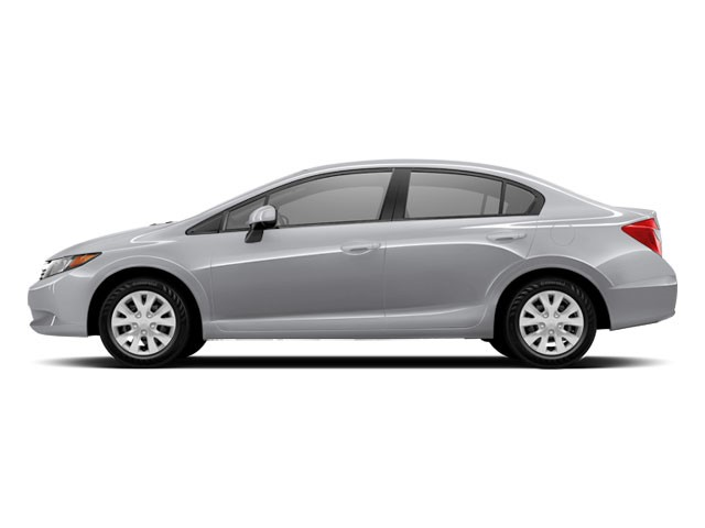 2012 HONDA CIVIC LX AUTOMATIC SEDAN 5-Speed AT 18L SOHC MPFI 16-valve i-VTEC I4 Front wheel dr
