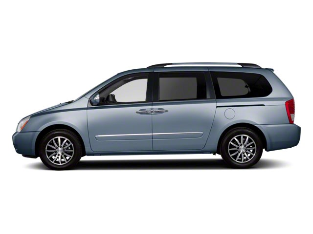 2012 KIA SEDONA WAGON LX 6-speed automatic tiptronic wsportmatic 35l v6 front wheel drive 2