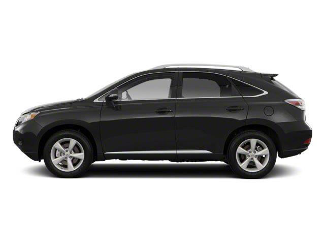 2012 LEXUS RX 350 FWD 6-Speed Automatic Electronically Controlled WIntelligence 35L DOHC SFI 24