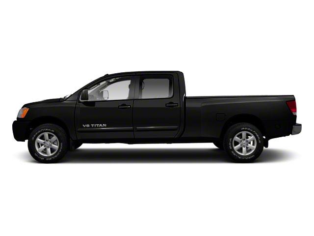 2012 NISSAN TITAN 5-Speed AT 56L 8 Cylinder Eng 5-Speed AT 56L 8 Cylinder Engine Rear Wheel