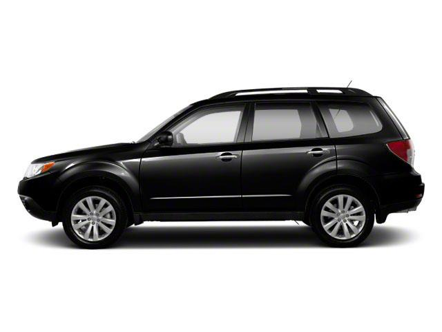 2012 SUBARU FORESTER 25X PREMIUM AUTOMATIC 4-Speed Electronic Direct-Control Automatic 25L DOHC