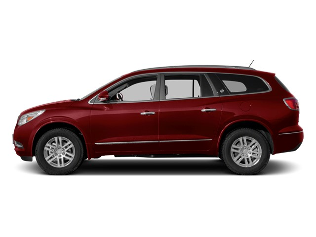 2013 BUICK ENCLAVE 6- Speed Automatic Electronical 6- Speed Automatic Electronically Controlled W