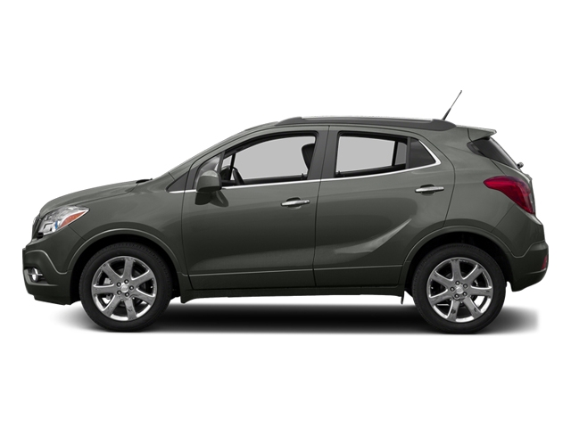 2013 BUICK ENCORE 6-Speed Automatic Electronicall 6-Speed Automatic Electronically Controlled Wit