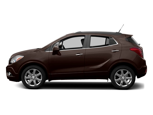 2013 BUICK ENCORE FWD 6-Speed Automatic Electronically Controlled With OD Includes Driver Shift C