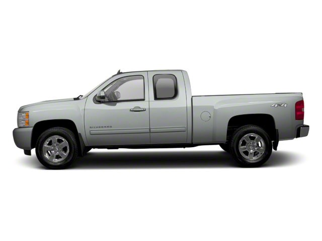 2013 CHEVROLET SILVERADO 1500 AT 48L 8 Cylinder Engine Rea AT 48L 8 Cylinder Engine Rear Wh